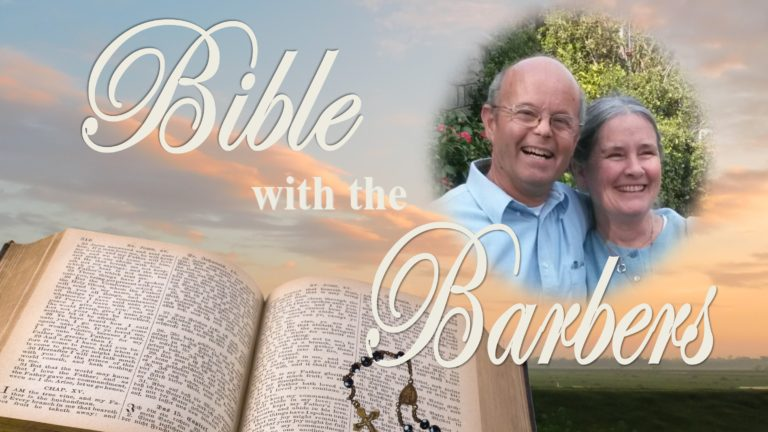 Bible with the Barbers – Virgin Most Powerful Radio