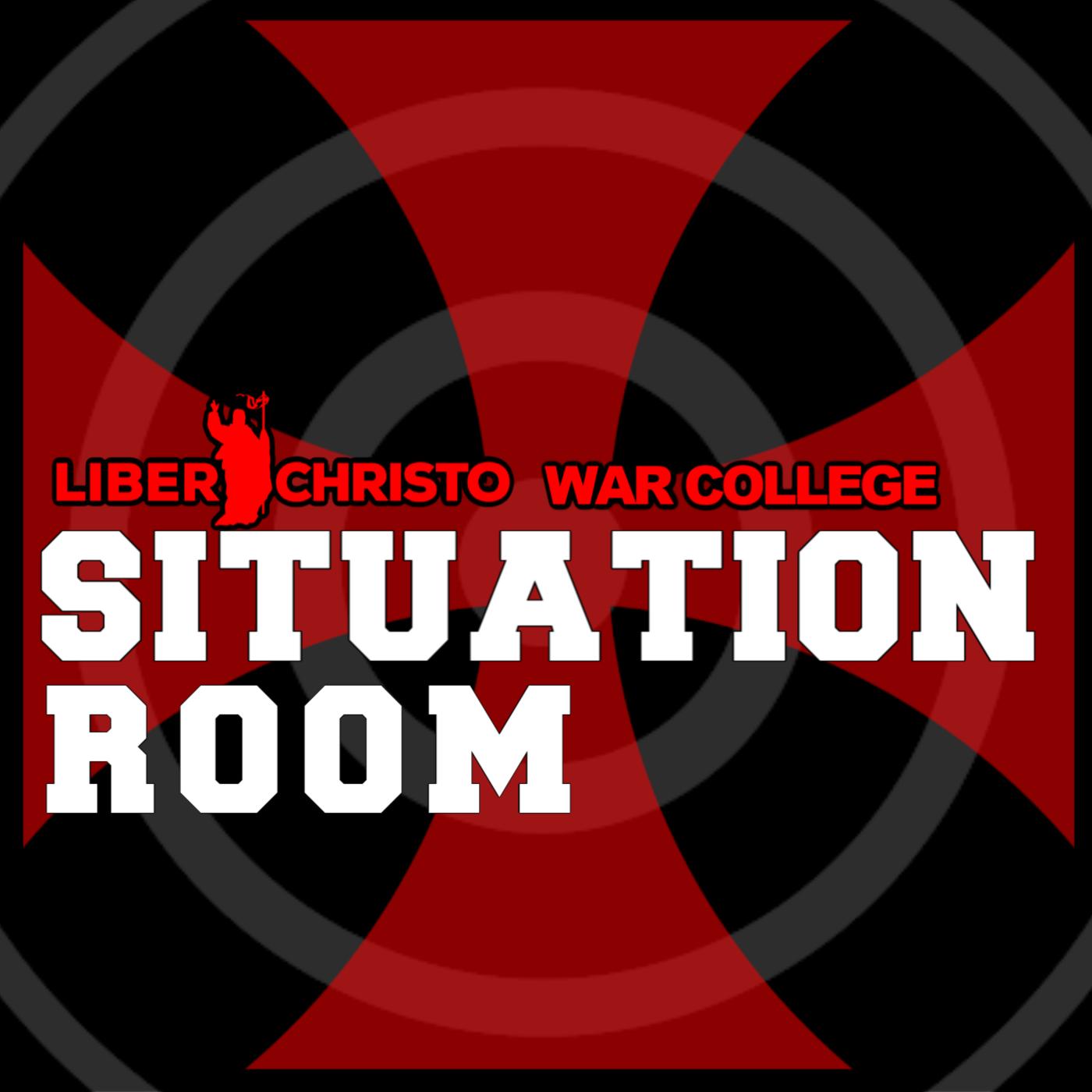 Liber Christo War College Situation Room – Virgin Most Powerful Radio